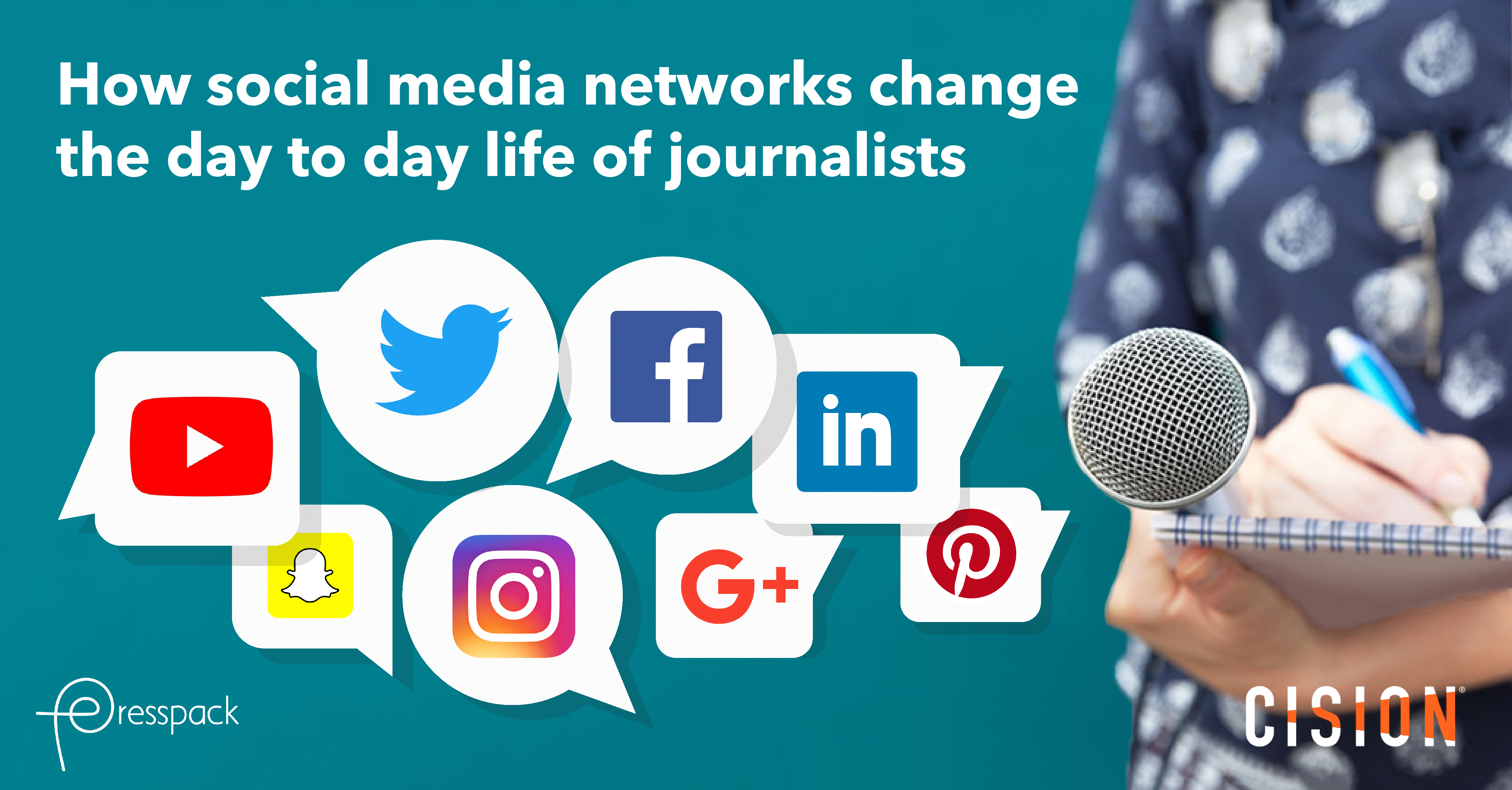 Global social journalism study - CISION